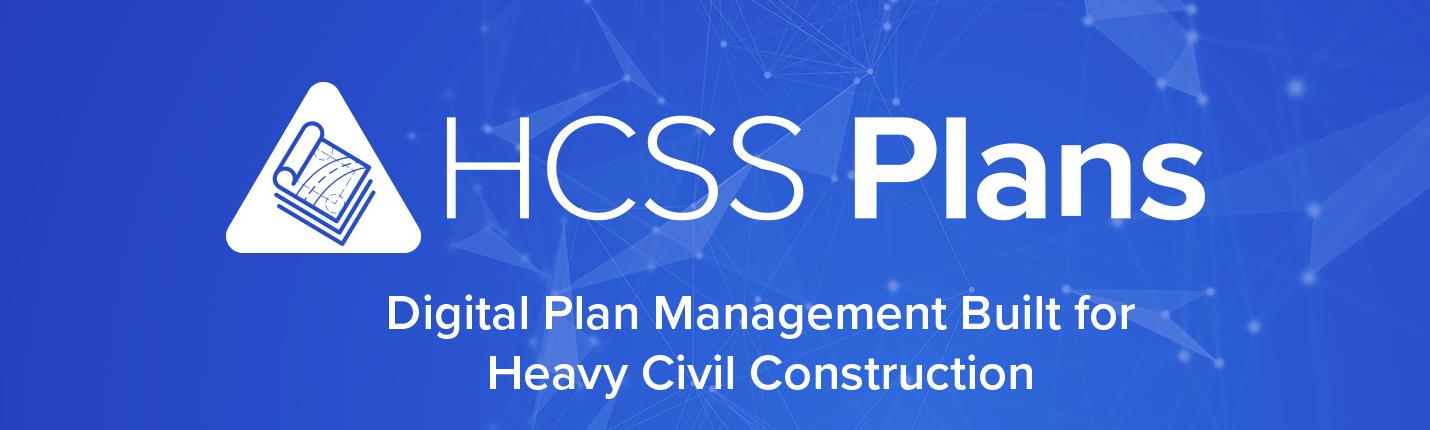 HCSS Plans