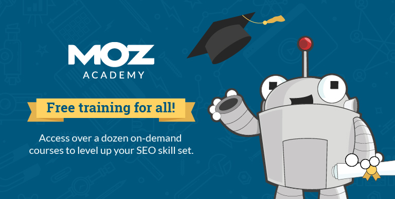 Welcome to Moz Academy