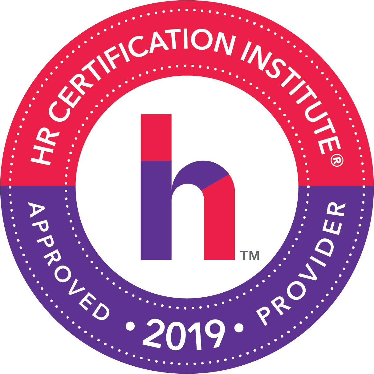 HR Certification Institute 2018 approved provider