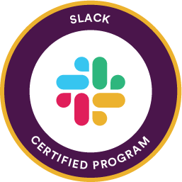 Slack Certified Badge