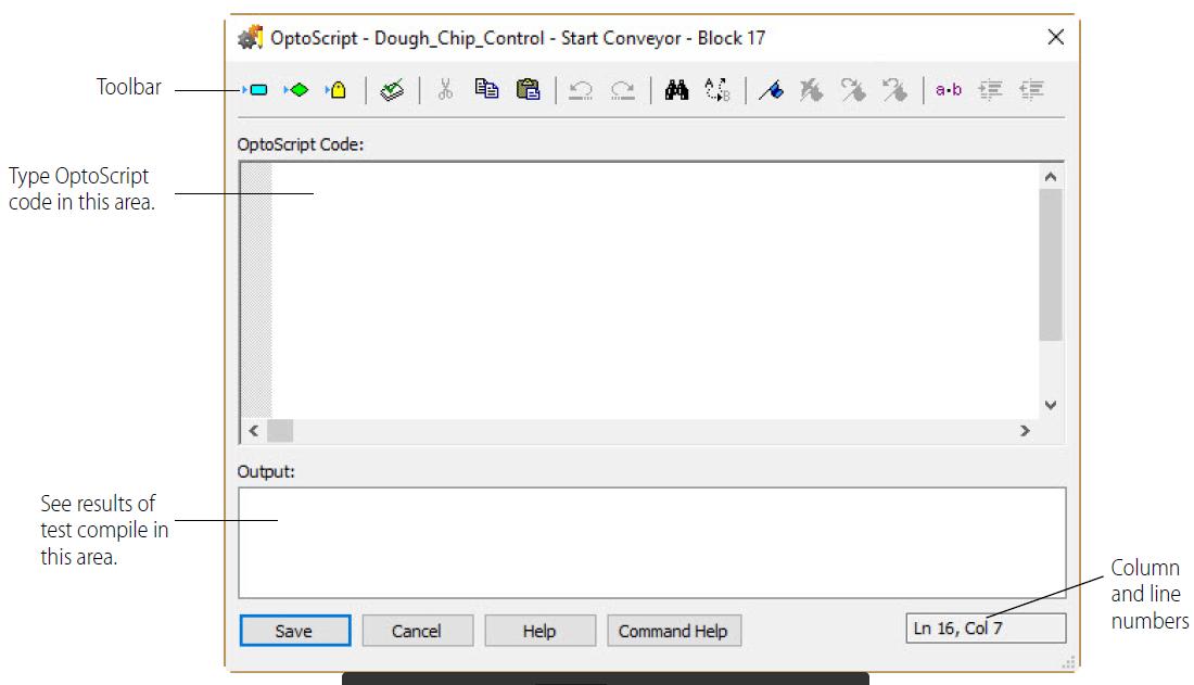 OptoScript Editor2