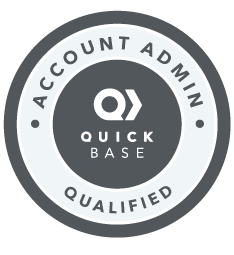 Quick Base Account Admin Qualified